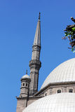 Mohamed ali mosque Royalty Free Stock Images