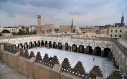 Mohamed Ali Mosque, Saladin Citadel - Cairo, Egypt Stock Images