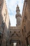 Mohamed Ali Mosque, Saladin Citadel - Cairo, Egypt Royalty Free Stock Image