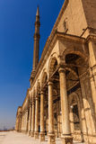Mohamed Ali Mosque, The Saladin Citadel of Cairo ,Egypt Stock Photos