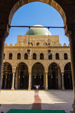 Mohamed Ali Mosque, The Saladin Citadel of Cairo ,Egypt Stock Images
