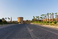 Mohamed Ali Mosque, The Saladin Citadel of Cairo ,Egypt Stock Photo