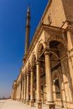 Mohamed Ali Mosque, Saladin Citadel di Il Cairo, Egitto fotografie stock