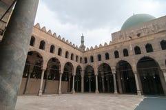 Mohamed Ali Mosque, Saladin Citadel - Il Cairo, Egitto fotografie stock libere da diritti