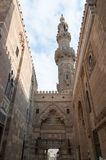 Mohamed Ali Mosque, Saladin Citadel - Il Cairo, Egitto immagine stock libera da diritti