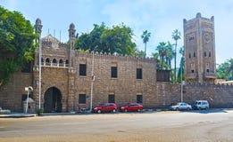 Mohamed Aly Pasha Palace Royaltyfri Bild
