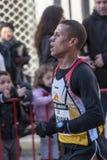 Mohamed Bembarka, Mitja Marato Granollers Royalty Free Stock Photo