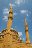 Mohammad Al-Amin Mosque Royalty Free Stock Images
