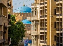 Mohammad Al-Amin Mosque in Beirut, Lebanon. View of the Mohammad Al-Amin Mosque in Beirut, Lebanon Stock Photos
