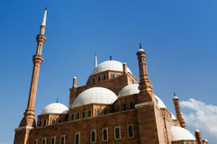 Mohammed Ali Mosque Stock Photos