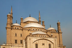 Mohammed ali mosque Stock Photography