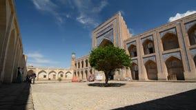 Mohammed Rakhim Khan Madrasah Itchan Kala Khiva uzbekistan clips vidéos