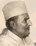 Mohammed V av Marocko Arkivfoton