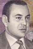 Mohammed VI van Marokko Royalty-vrije Stock Foto's