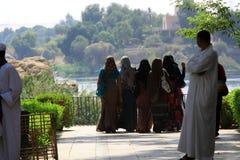 Mohammedaanse vrouwen Royalty-vrije Stock Foto's