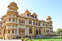 Mohatta-Palast - schöner Markstein in Clifton Karachi lizenzfreies stockbild