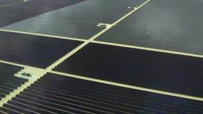Aerial of Ivanpah Solar Electric Generating System, Mojave Desert, Nevada