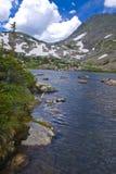 mohawk озера Стоковое фото RF