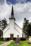 Mohawk Chapel in Brantford, Canada. The Mohawk Chapel in Brantford, Canada Stock Photo