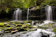 Mohawk Falls Royalty Free Stock Images