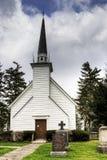 Mohawkkapell i Brantford, Kanada arkivfoto