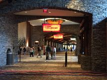 Mohegan Sun Casino & Hotel in Connecticut Royalty Free Stock Image