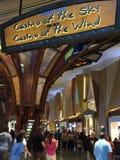 Mohegan Sun Casino & Hotel in Connecticut Royalty Free Stock Photos