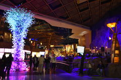 Mohegan Sun Casino and Hotel in Uncasville, Connecticut Royalty Free Stock Image