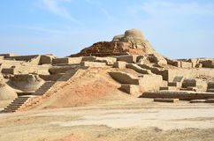 Mohenjo Daro Stock Photos
