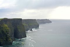 moher Ирландии скал Стоковое фото RF