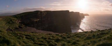 moher de l'Irlande de falaises Photo stock