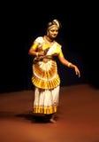 Mohiniyattam dance stock images
