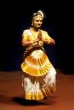 Mohiniyattam dance in Kochi, India Stock Photography