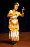 Mohiniyattam dance, South India Royalty Free Stock Photo