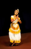 Mohinyattam dance stock photo