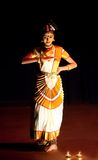 Mohinyattam dance in India Royalty Free Stock Photos
