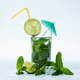 Mohito cocktail Royalty Free Stock Photography