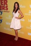 Mohnblume Montgomery an den Frauen im Film Kristall + Lucy spricht 2012, Beverly Hilton Hotel, Beverly Hills, CA 06-12-12 zu Stockfoto