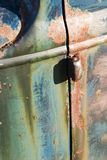 Moho del coche antiguo Fotos de archivo libres de regalías