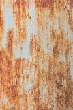 Moho del hierro con el fondo de la corrosión foto de archivo libre de regalías