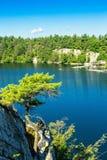 Mohonk Lake Stock Photography