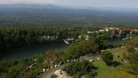 Mohonk Mountain House, NY. Fall Royalty Free Stock Images