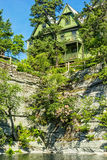 Mohonk Mountain House Royalty Free Stock Photo