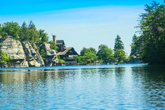 Mohonk Mountain House Royalty Free Stock Image