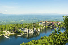 Mohonk Mountain House Stock Image