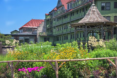 Mohonk Mountain House Royalty Free Stock Images
