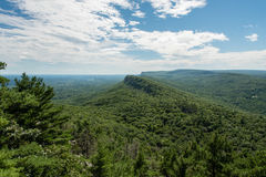 Mohonk Preserve in the summer. Hudson valley, New York stock images