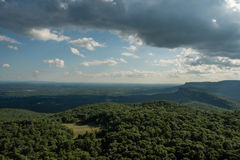 Mohonk Preserve in the summer. Hudson valley, New York royalty free stock photos