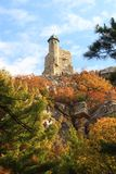 Mohonk Skytop Tower Royalty Free Stock Image