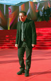 Mohsan Makhmalbaf at Moscow Film Festival Royalty Free Stock Images